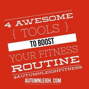 4 fitness tools