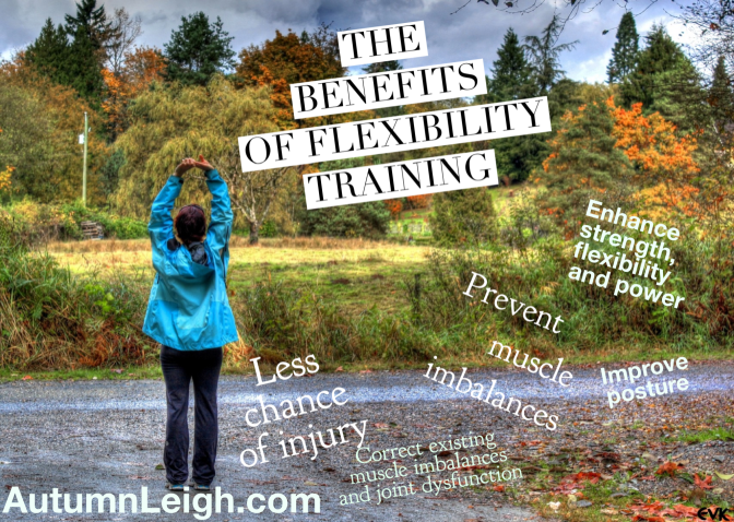 5 Benefits Of  Regular Fexibilty Training